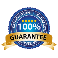 guaranteed service professional logo